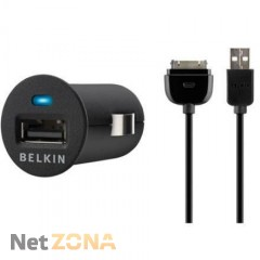 Belkin MicroCharge 2.1+ChargeSync for iPad, iPhone and iPod