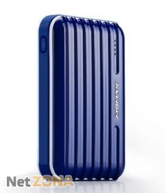 Momax iPower GO power bank 8800 mAh, dyke blue