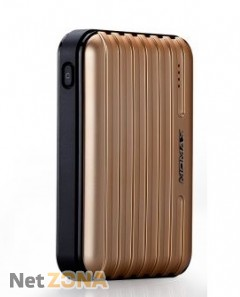 Momax iPower GO+ power bank 11200 mAh, gold