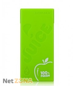 Momax iPower Juice power bank 4400 mAh, green