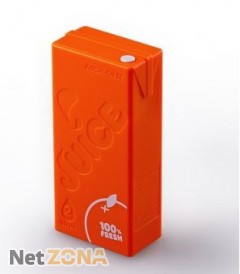 Momax iPower Juice power bank 4400 mAh, orange