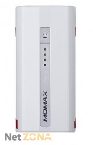 Momax iPower S3 power bank 5600 mAh, white