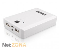 Yoobao  Power Bank 10400 mAh Magic Box YB-645D, white